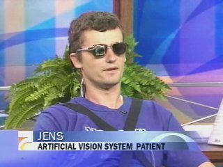 Artificial Vision for the Blind